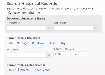 search-historical-records