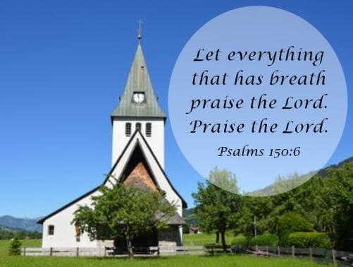 Psalms 150 6