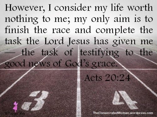 Acts 20 24
