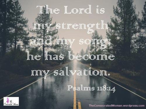 Psalms 118 14