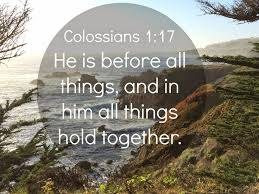 1 colossians 1 17