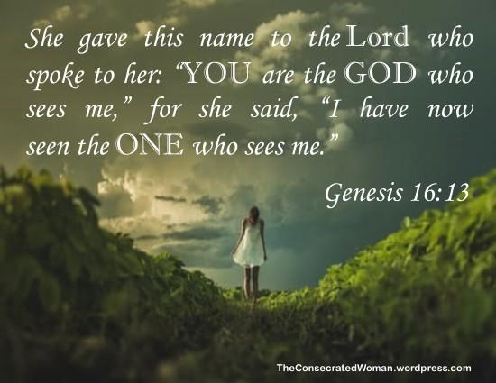 Genesis 16 13