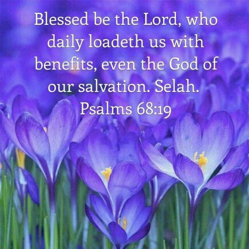 psalms 68 19