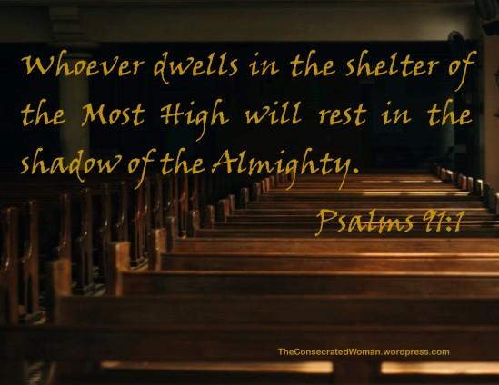 Psalms 91 1