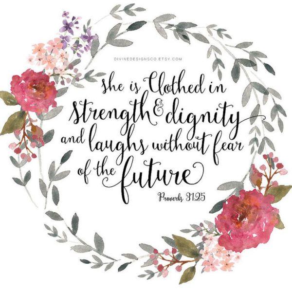 1 proverbs 31 25