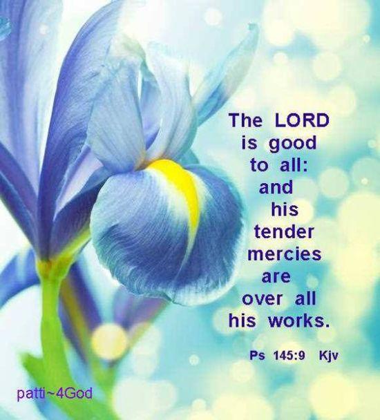 1psalms 145 9