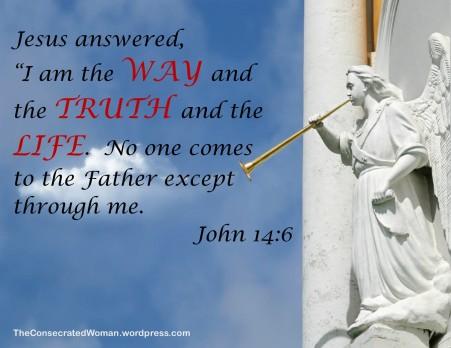 1 John 14 6