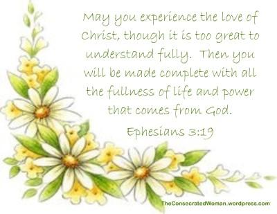 1 ephesians 3 19