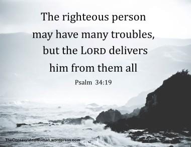 1 psalm 34 19 9-4