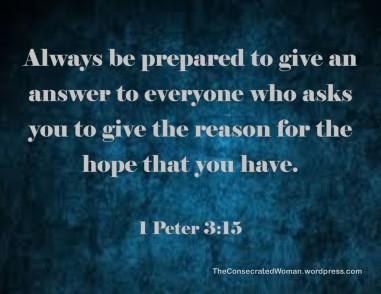 1 11-28 1 1 Peter 3 15