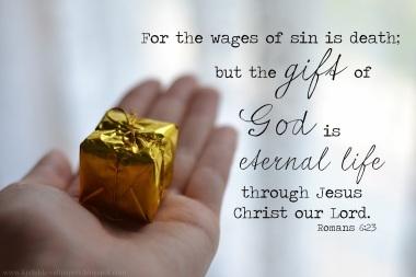 1 12-11 1 Romans 6 23
