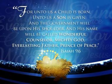 1 12-17 1 Isaiah 9 6