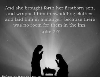 1 12-19 1 Luke 2 7
