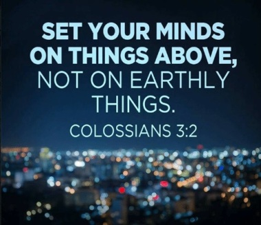 1 12-30 1 Colossians 3 2