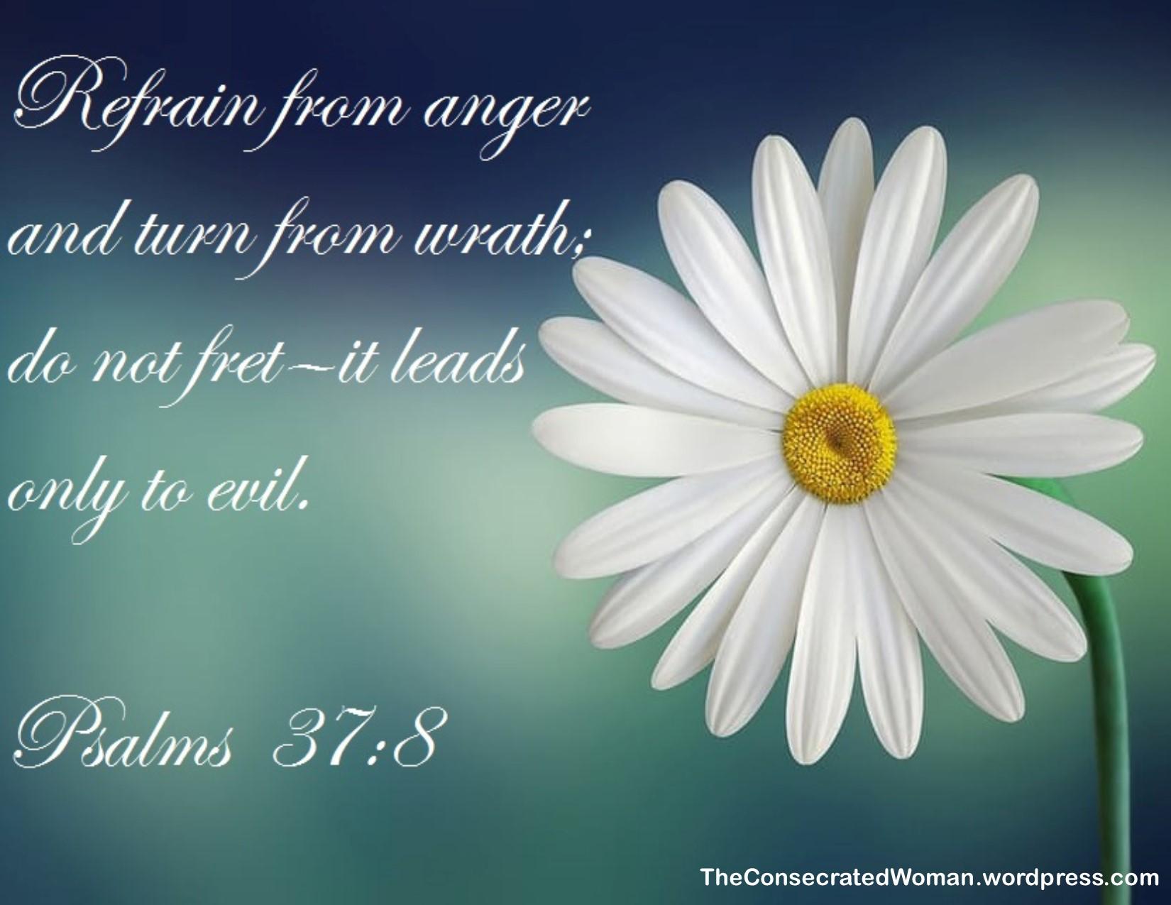 1 1-18 18 Psalm 37 8