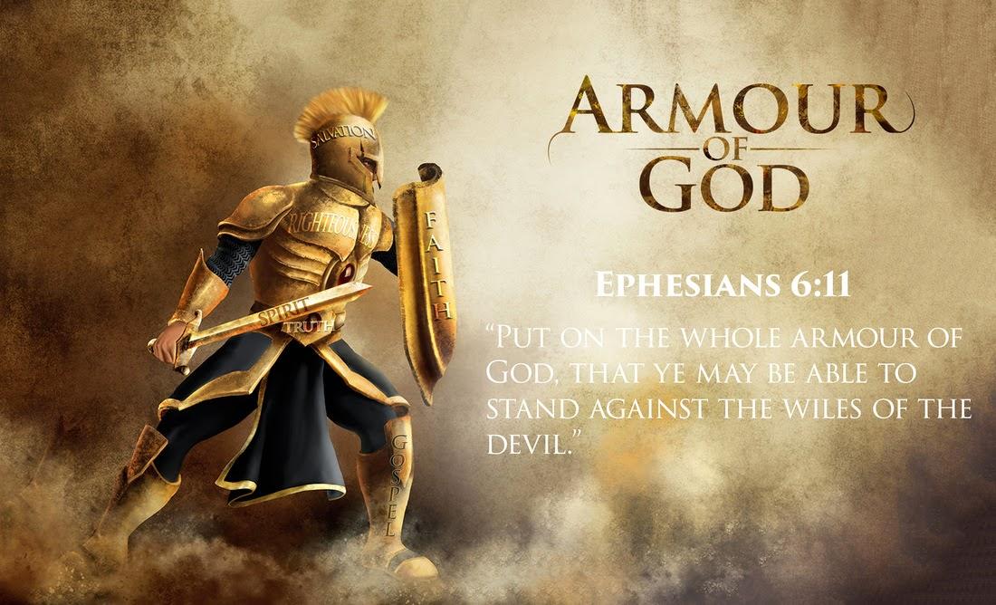 Ephesians 6 11