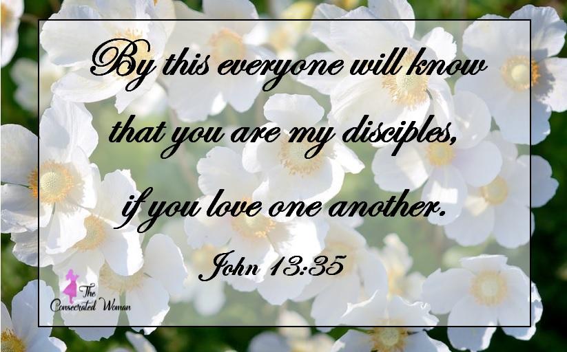 John 13 35