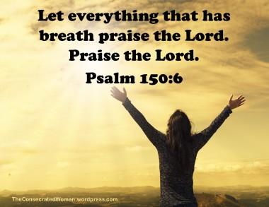 Psalm 150 6