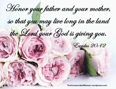 Exodus 20 12