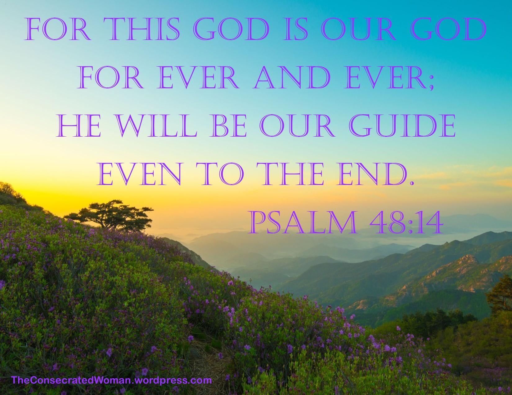 Psalm 48 14