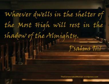 Psalm 91 1