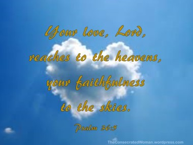 Psalm 36 5