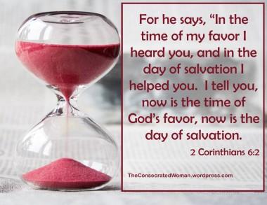 2 Corinthians 6 2