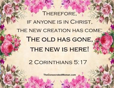 2 Corinthians 5 17