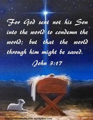 John 3 17