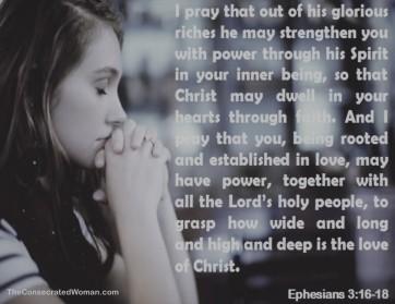ephesians 3 16-18