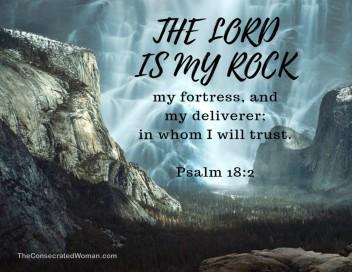 psalm 18 2