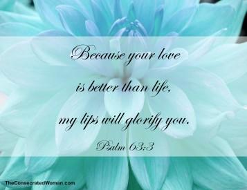 psalm 63 3