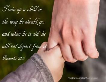Proverbs 22 6