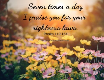 Psalm 119 164