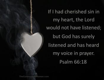 Psalm 66 18