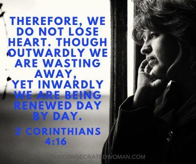 2 Corinthians 4 16