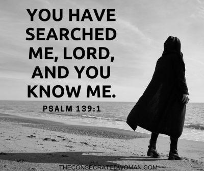 Psalm 139 1