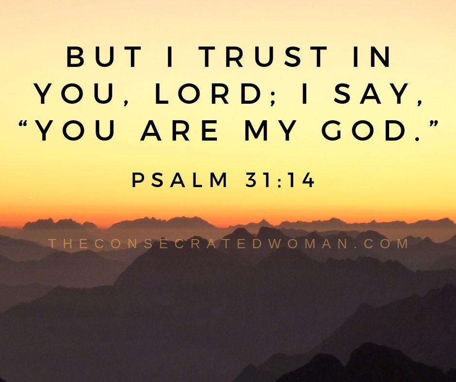 Psalm 31 14