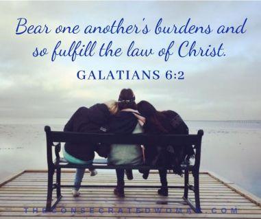 Galatians 6 2