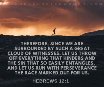 Hebrews 12 1