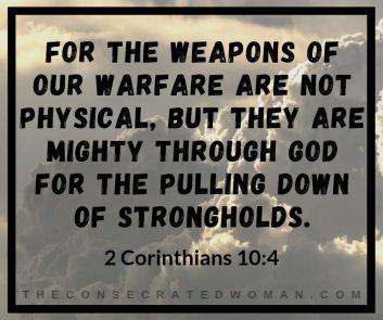 2 Corinthians 10 4