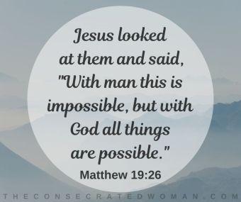Matthew 19 26