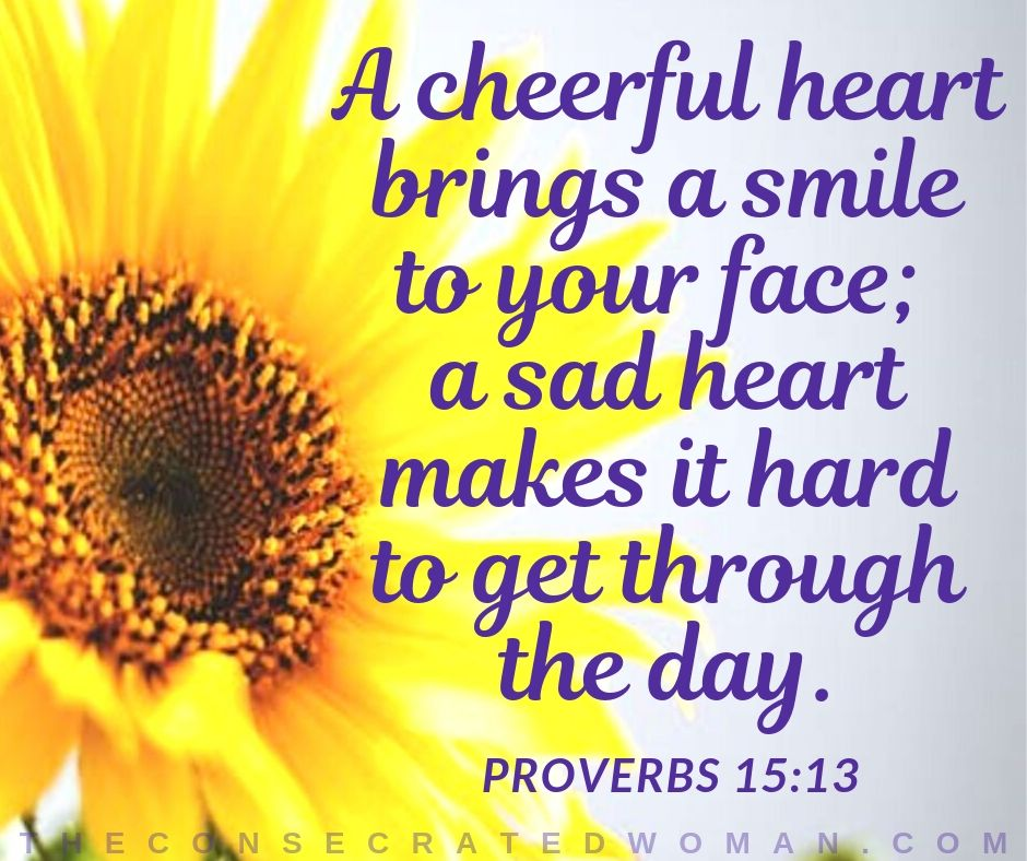 Proverbs 15 13