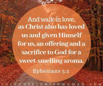 Ephesians 5 2