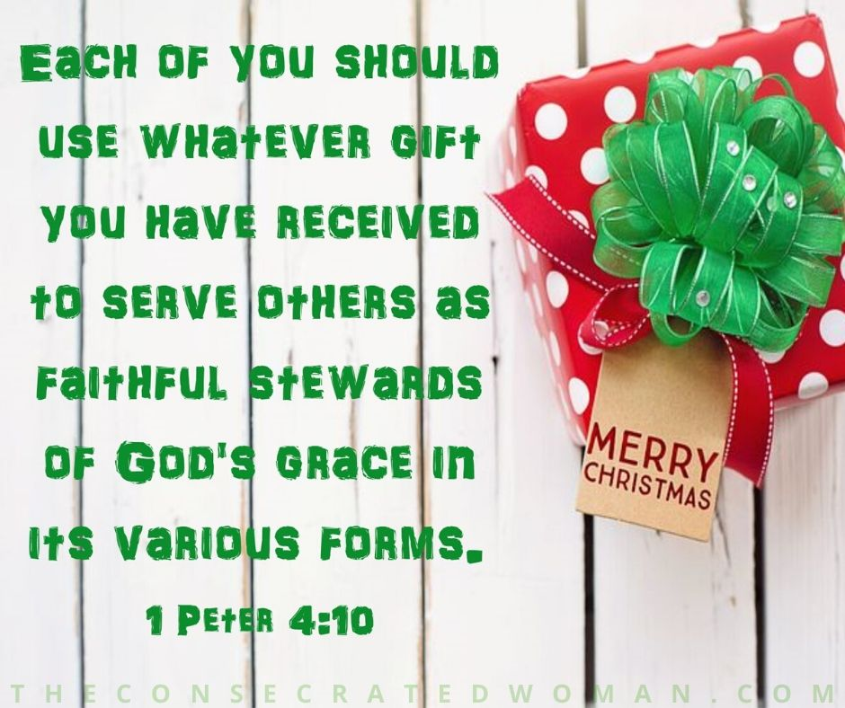 1 Peter 4 10