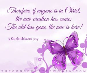 2 Corinthians 5 17 - 2