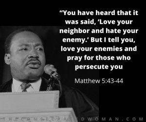 Matthew 5 43-44