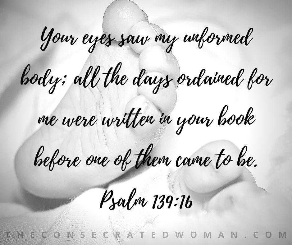 Psalm 139 16 2