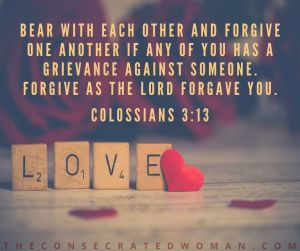 Colossians 3 13