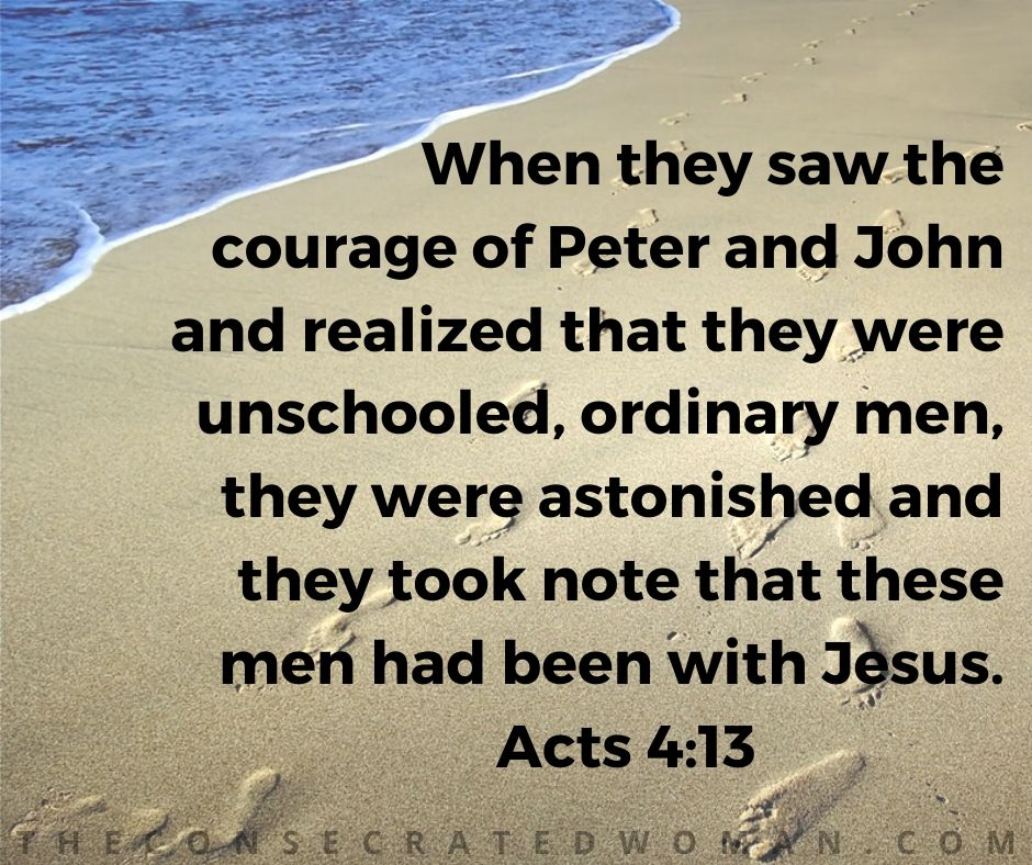 Acts 4 13